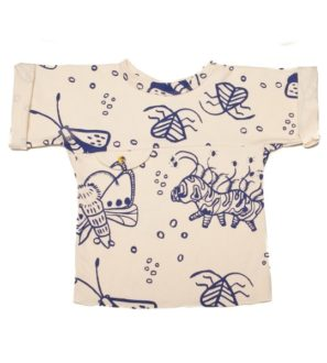 Alexis White T- Shirt by Jake & Maya at Nurture Collective Ethical Clothing