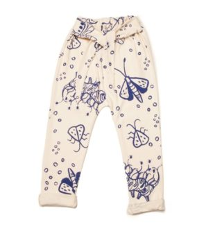 Bailey White Trousers by Jake & Maya at Nurture Collective Ethical Clothing