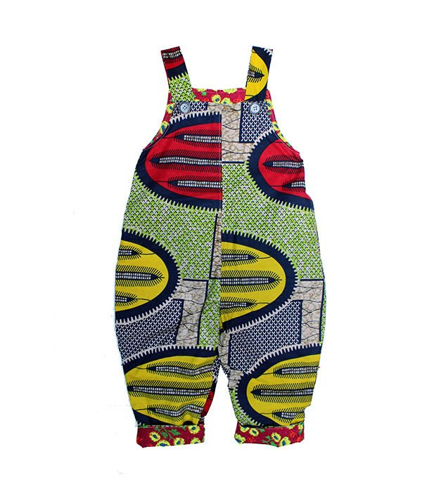 Rye Dungarees by Amamama at Nurture Collective Ethical Baby