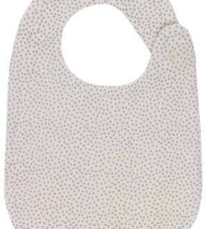 Mini Polka Dots Bib by Huggee Purewear