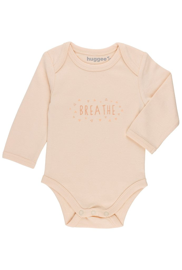 c9246ae5f Breathe Organic Baby Grow - Nurture Collective - Ethical Baby Clothing