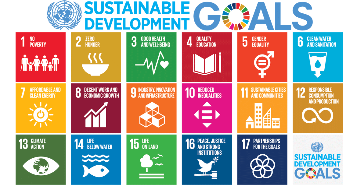 United Nations Sustainable Development goals interview with Charney Magri with Nurture Collective