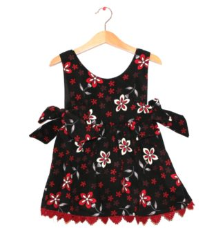 Sultanahmet Pinafore Dress 18-24 mths by Kokarcia at Nurture Collective Ethical Baby Clothing