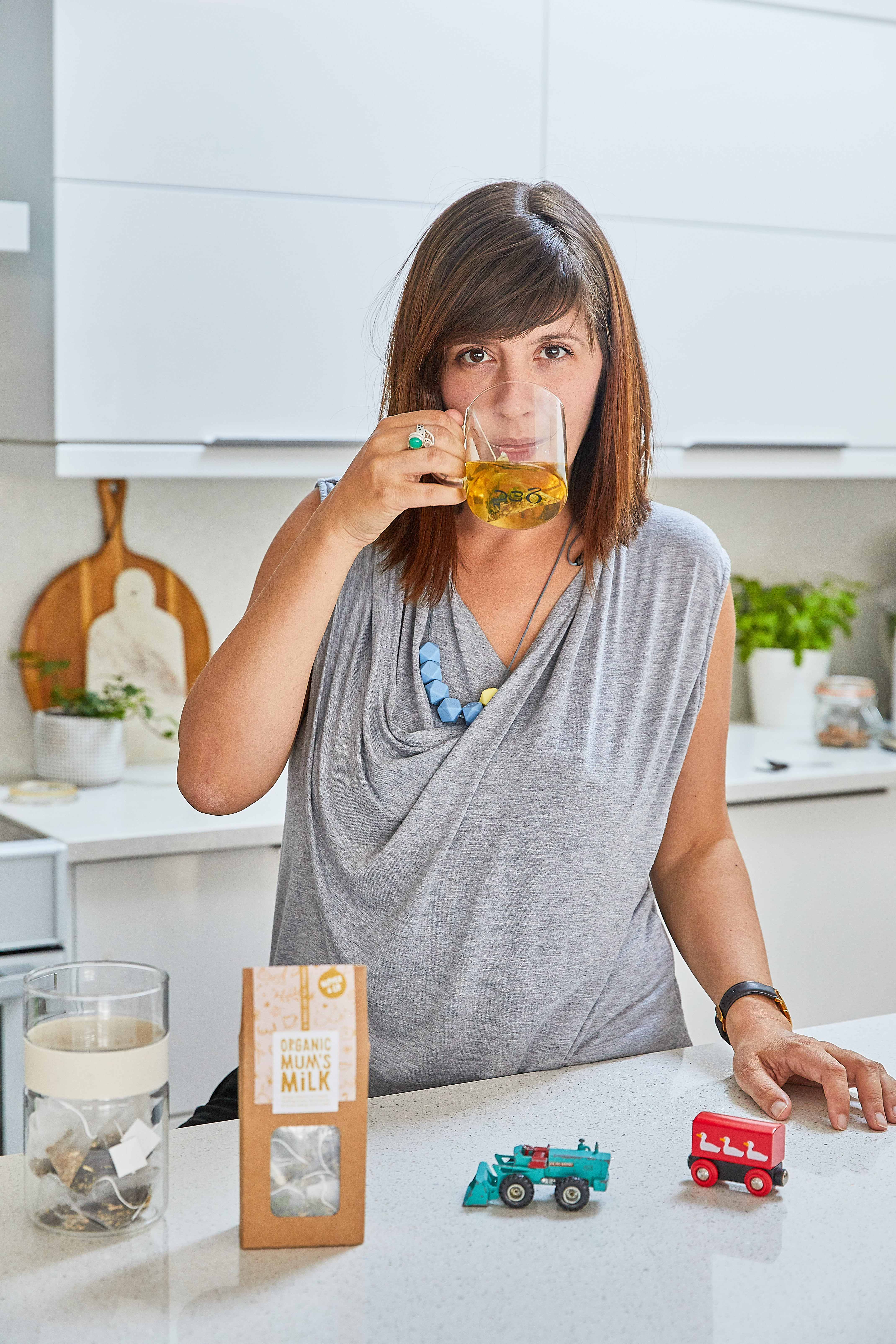 Interview with Marina from Nipper & Co for Nurture Collectives Nurture Loves series Organic Tea Bags