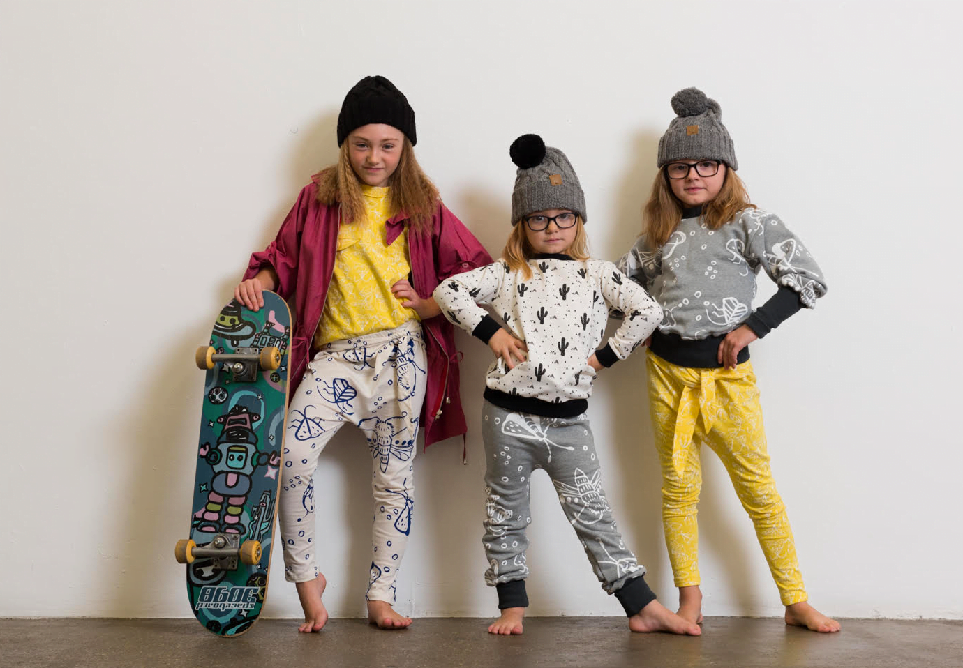 Jake & Maya Collection for A/W18 Shoot for Nurture Collective Ethical Baby Clothing