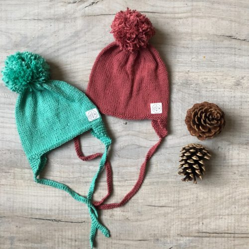 Milford Hat by Little Drop in the Ocean at Nurture Collective Ethical Baby Clothing