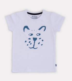 Grizzly Bear Unisex T-shirt by Cooee Kids at Nurture Collective Ethical Baby Clothing