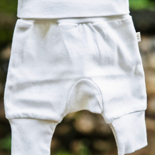 Baby Pyjama Bottoms by Natures Cloth at Nurture Collective Ethical Baby Clothing