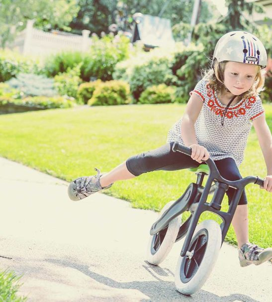 Wishbone Recycled Edition Trike to Bike available at Nurture Collective Ethical Baby