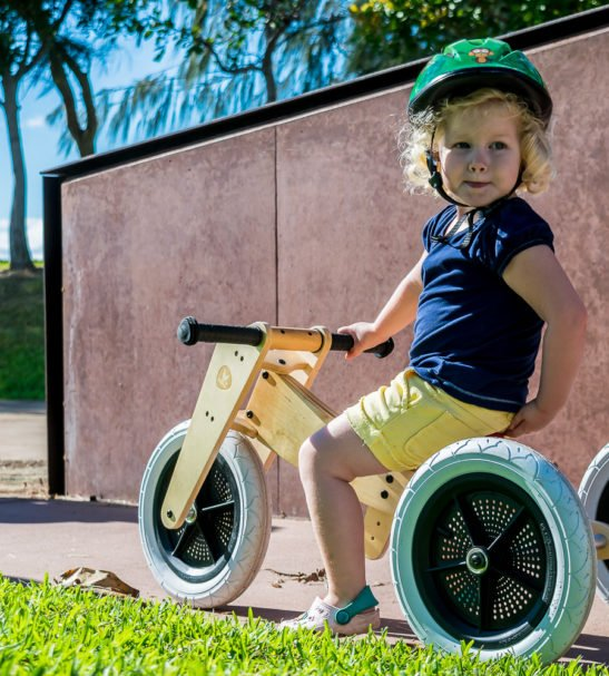 Wishbone Original 3 in 1 Trike to Bike available at Nurture Collective Ethical Baby