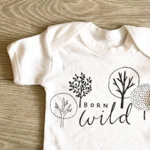 In to the Wild Body by Little Drop at Nurture Collective Ethical Baby