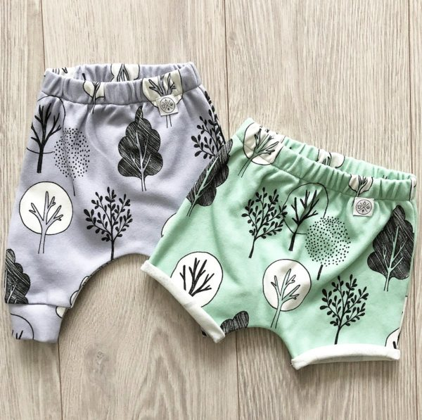Forest Pants by Little Drop at Nurture Collective Ethical Baby Clothing