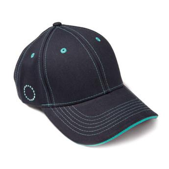 Noma Baseball Caps Blue & Turquoise at Nurture Collective