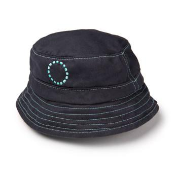 Noma Blue Turquoise Bucket Hat at Nurture Collective Ethical Baby