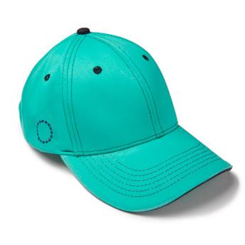 Noma Baseball Caps Turquoise & Blue at Nurture Collective