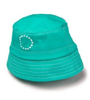 Noma Turquoise Bucket Hat at Nurture Collective Ethical Baby