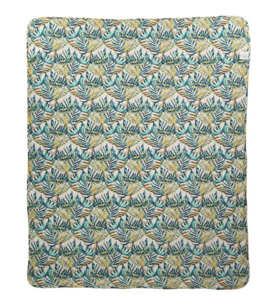 Palawan Baby Blanket by Hunter Boo at Nurture Collective Ethical Baby Clothing