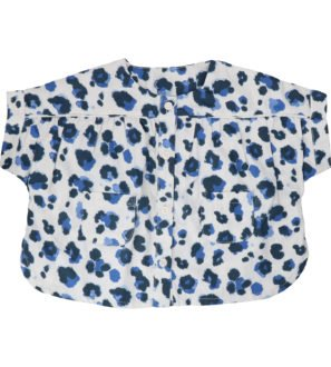 Yala Blue Blouse by Hunter Boo at Nurture Collective Ethical Baby Clothing