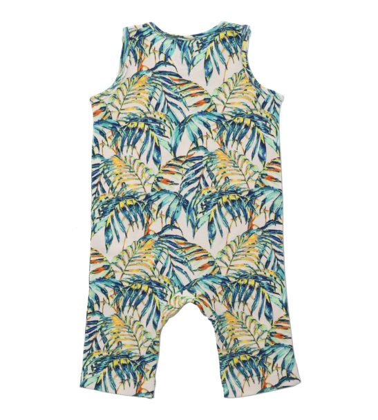Palawan Jumpsuit by Hunter Boo at Nurture Collective Ethical Baby Clothing