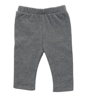 Hunter & Boo Leggings Grey Marl at Nurture Collective Ethical Baby