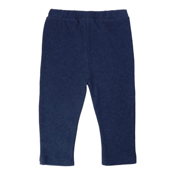 Hunter & Boo Leggings Blue Marl at Nurture Collective Ethical Baby