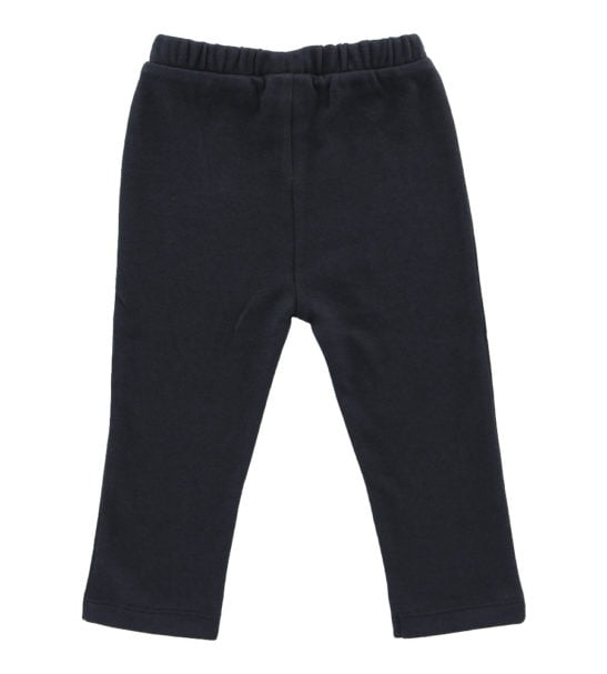 Hunter & Boo Leggings Soft Black at Nurture Collective Ethical Baby