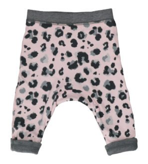 Hunter & Boo Reverse Jogger Yala Pink/Grey at Nurture Collective Ethical Baby