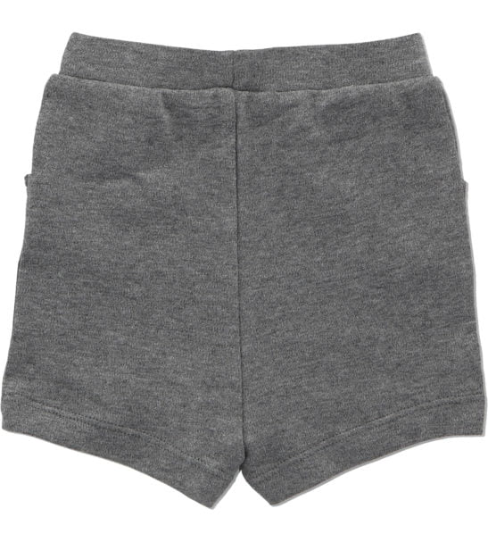 Hunter & Boo Shorts Grey Marl at Nurture Collective Ethical Baby