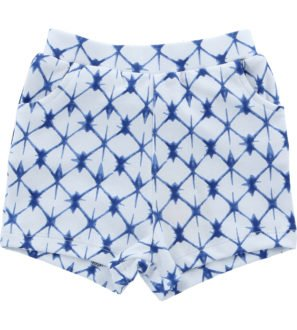 Hunter & Boo Shorts Shibori at Nurture Collective Ethical Baby