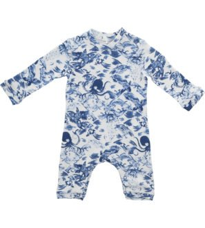 Hunter & Boo Sleepsuit Kaiyo at Nurture Collective Ethical Baby Clothing