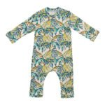 Hunter & Boo Sleepsuit Palawan at Nurture Collective Ethical Baby Clothing