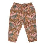 Hunter & Boo Trousers - Palawan Nude at Nurture Collective Ethical Baby