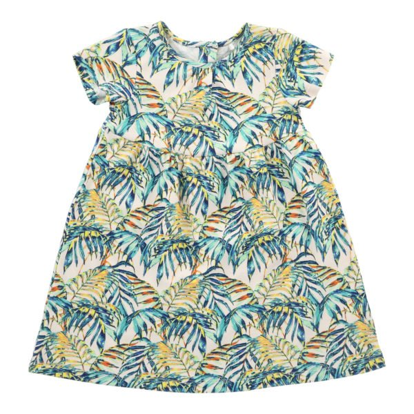 Hunter & Boo T-Shirt Dress Palawan at Nurture Collective Ethical Baby