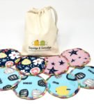 Reusable Nursing Pads by Squidge & Smudge at Nurture Collective Ethical Baby Clothing