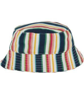 Hunter & Boo Sun Hat in Helter Skelter Print at Nurture Collective Ethical Clothing