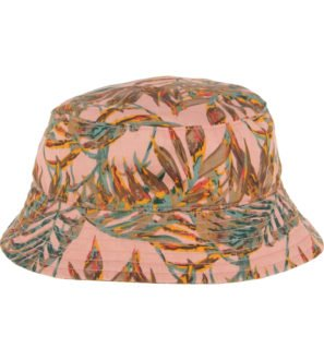 Hunter & Boo Sun Hat in Palawan Palm Print at Nurture Collective Ethical Clothing