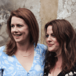 Beth & Sarah founders of Hunter & Boo for Nurture Collective Maker of the Month July's Feature