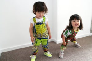 Amamama Kids Dungarees at Nurture Collective Ethical baby clothing