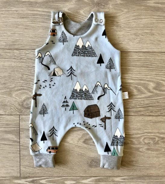 Adventure Romper by Little Drop at Nurture Collective