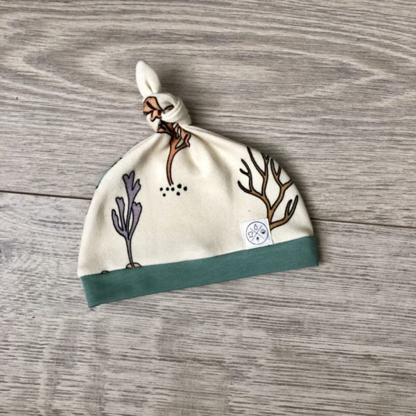 Coral Bay Baby's Hat by Little Drop at Nurture Collective