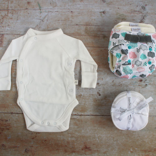 New Baby Box a gift box for new Mums by Authentic House at Nurture Collective