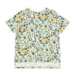 Forest Muse Digital Print Tee in Green Day Pattern by Totem Kids at Nurture Collective
