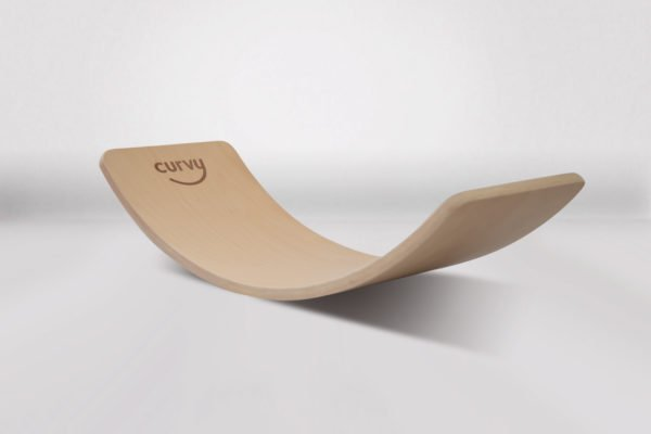 Curvy Kid Balance Board by Young & Learning at Nurture Collective