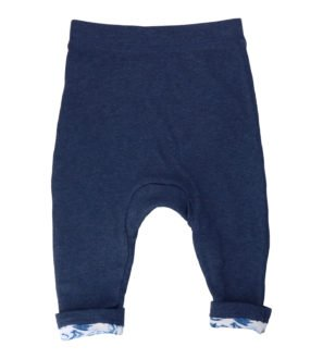 Hunter & Boo Reversible Jogger in Kaiyo/Navy at Nurture Collective