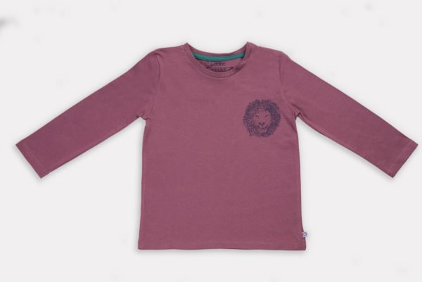 London Lion Unisex T-Shirt by Cooee Kids at Nurture Collective Eco Friendly Kids Fashion