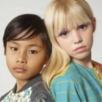 Totem Kids AW 19/20 Photoshoot collection Autumn Musings