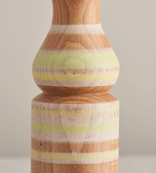 Wooden Skittles by Love Heartwood at Nurture Collective
