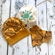 Autumn Leaves New Born Gift Set by Maebelle & Bo at Nurture Collective