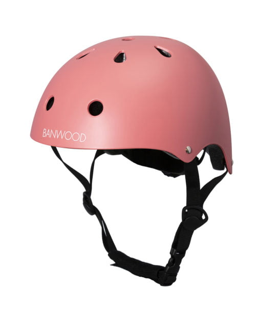 The Banwood Coral Helmet now available at Nurture Collective
