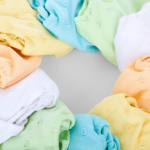 re-useable nappies for sustainable nursery swaps blog Nurture Collective